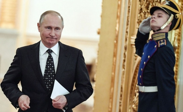 Bulgaria: Vladimir Putin: Russia is Ready to Hand Over to Ukraine the Ships and Aviation from Crimea