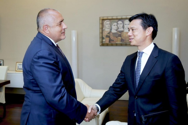 Bulgaria: Hoyt Yee: Stability and Development of the Balkans Are Extremely Important