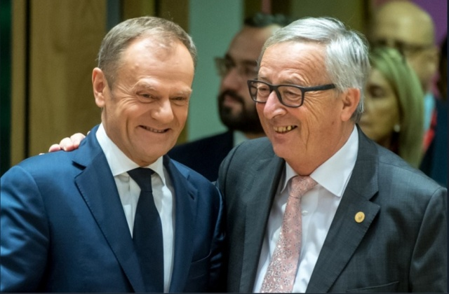 Bulgaria: Juncker and Tusk Still Hope Britain Change Their Mind About Brexit