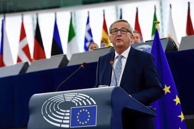 Bulgaria: Juncker Says Would Like Britain Rejoin EU After Brexit