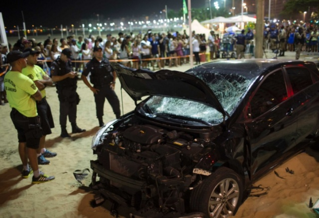 Bulgaria: Car Killed a Baby and Injured 17 People in Rio de Janeiro