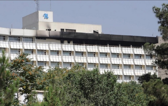 Bulgaria: Terrorists Attacked a Hotel in Kabul
