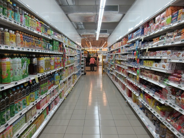 Bulgaria: World's First Supermarket Without Cashiers and Sellers Open Doors (Video)