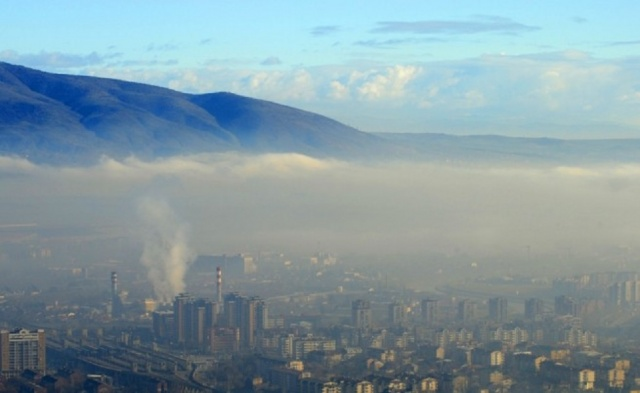 "Bulgaria: ""Dangerously dirty"" is the Air in Sofia Today and on Friday"
