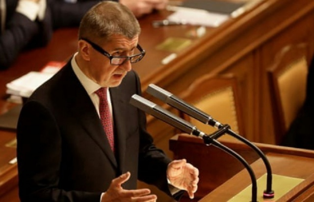 Bulgaria: Czech PM Babis Says Will Continue Talks on New Government