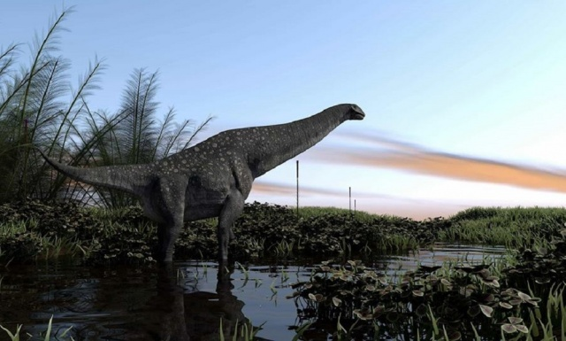 Bulgaria: A Fossil of a 10-meter Dinosaur was Discovered in the Sahara