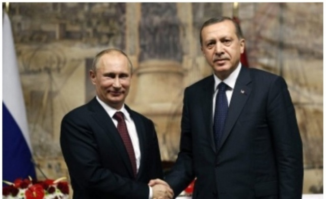 Bulgaria: Erdoğan, Putin Hold Phone Call Over Sochi Summit, Syrian Crisis