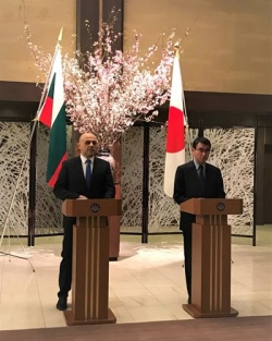 Bulgaria: Bulgaria will Host a Joint Business Forum for Foreign Trade of Japan