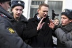 Russian Opposition Leader Navalny Briefly Held Ahead of March Election