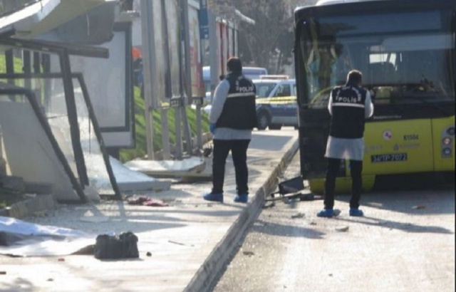 Bulgaria: A Bus Killed Three People at a Stop in Istanbul