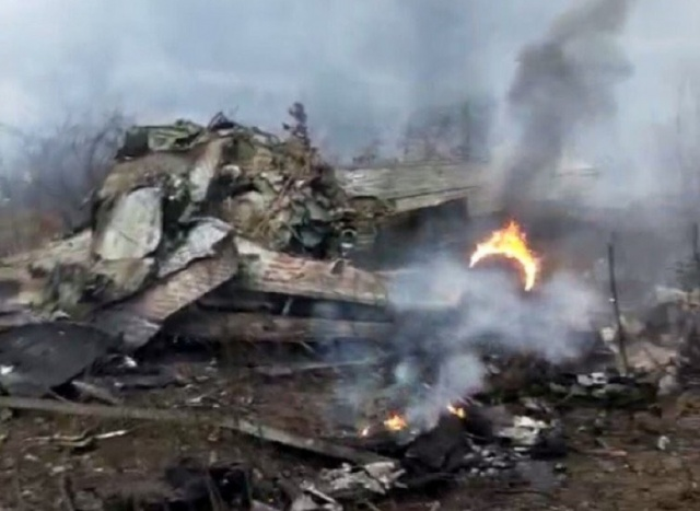 Bulgaria: At Least 12 People Died in a Military Plane Crash in China