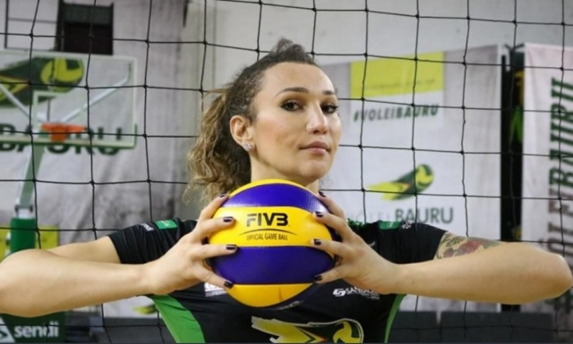 Bulgaria: Transsexual Volleyball Player Breaks Record on Points in a Match and Provokes Controversy in Brazil