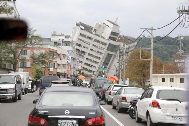 Bulgaria: 170 People Missing and Devastation after the Earthquake in Taiwan (Photos)
