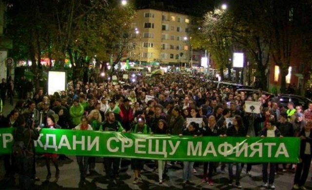 Bulgaria: Activists go to the 8th Protest Against the Second Lift in Bansko