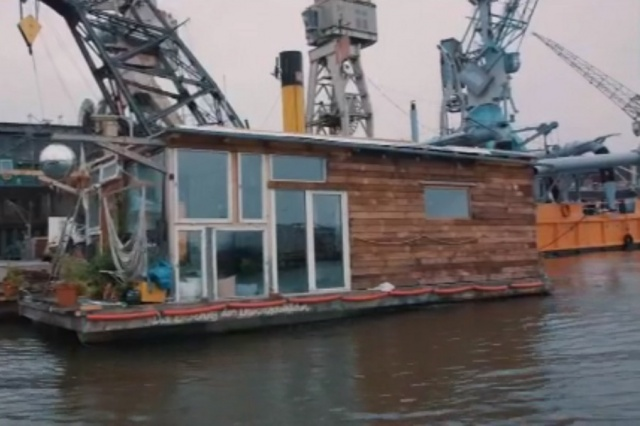 Bulgaria: Journey in Europe with Ship-houses