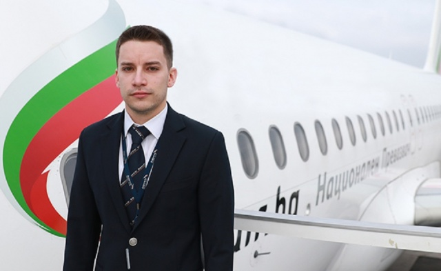 Bulgaria: How to Become A Pilot of Airbus A320, The Story of a Young Bulgarian
