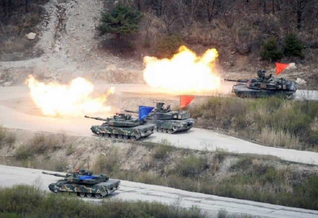 Bulgaria: South Korea and the United States will Resume Military Exercises after the Olympics
