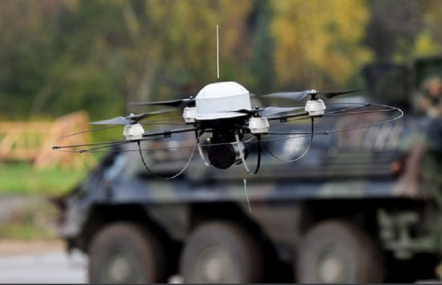 Commercial drones could be turned into weapons using AI, report warns