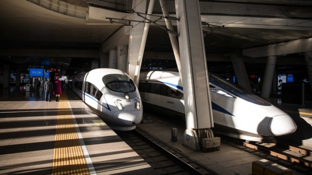 Bulgaria: China Completes the Development of the Train Capable of Reaching 400 km / h.