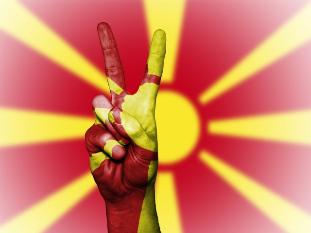 Bulgaria: Nationalists Burn Greek Flags Outside FYROM Parliament