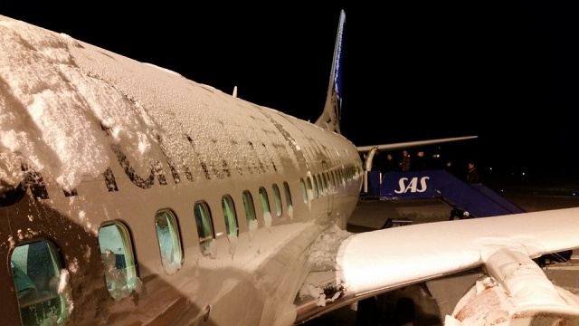 Bulgaria: Geneva Аirport Closed by Icy 'Beast from the East'