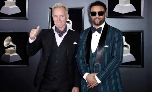 Bulgaria: Shaggy Arrives with Sting in Plovdiv in June