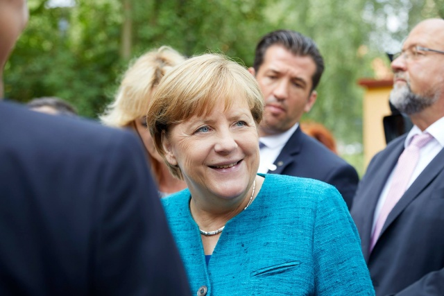 "Bulgaria: Angela Merkel Says ""Fight For Equal Rights For Women Continues"""