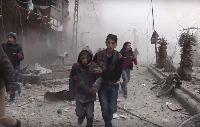 Bulgaria: Over 1000 are the Victims of the Syrian Army Offensive in Eastern Ghouta