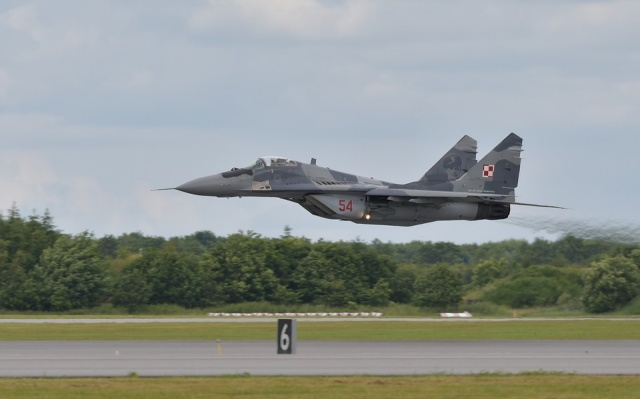 Bulgaria: Russia will Provide Logistics for the Bulgarian MiG-29 until 2022