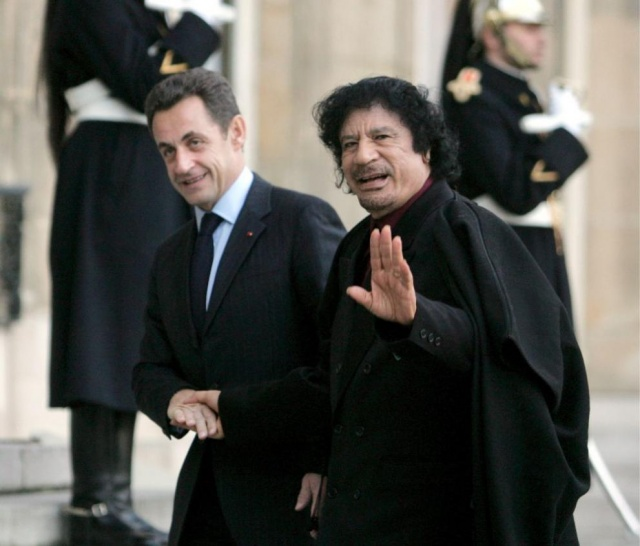 Nicolas Sarkozy faces formal investigation over alleged Libya funding