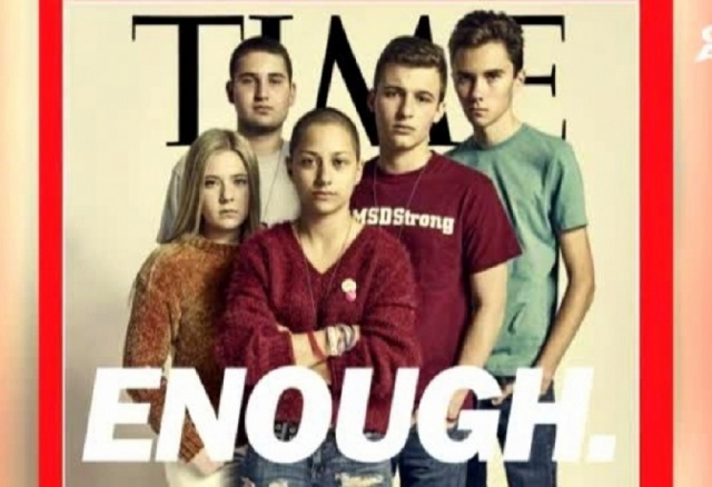 March For Our Lives Hundreds Of Thousands Gather Worldwide To