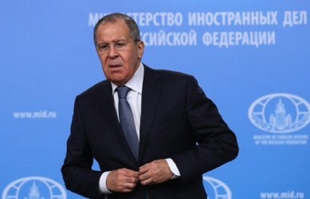 Bulgaria: Russia's Lavrov to Hold Syria Talks with U.N. Envoy in Moscow on Thursday