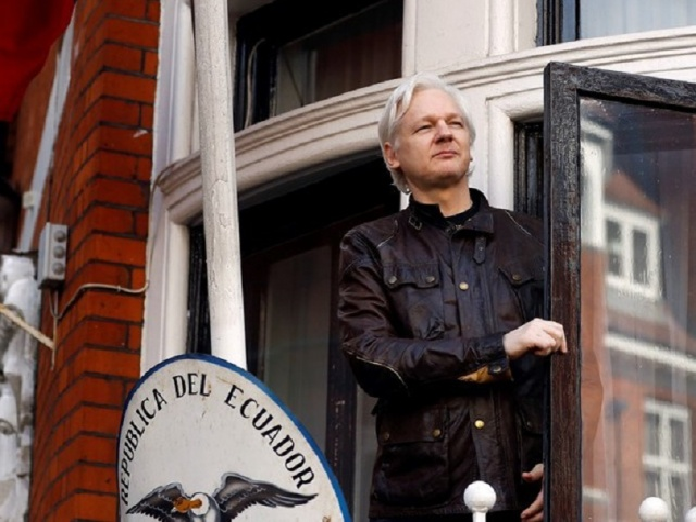 Bulgaria: Ecuador Deprived Assange of Internet Connection