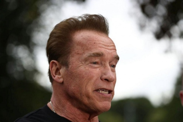 Schwarzenegger in stable condition after heart surgery in LA