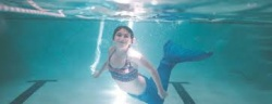 Bulgaria: Mermaid School: Unusual Swimming Lessons in Belgium (Video)