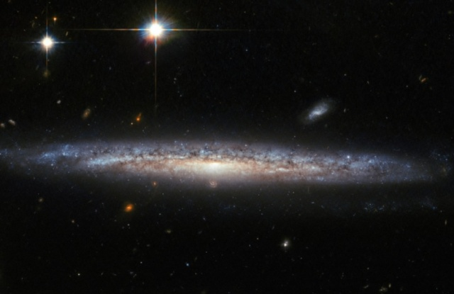 Bulgaria: NASA Showed a Galaxy at 130 Million Light-years from Earth