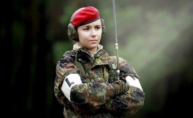 Bulgaria: Germany Introduces Military Uniforms for Pregnant Women