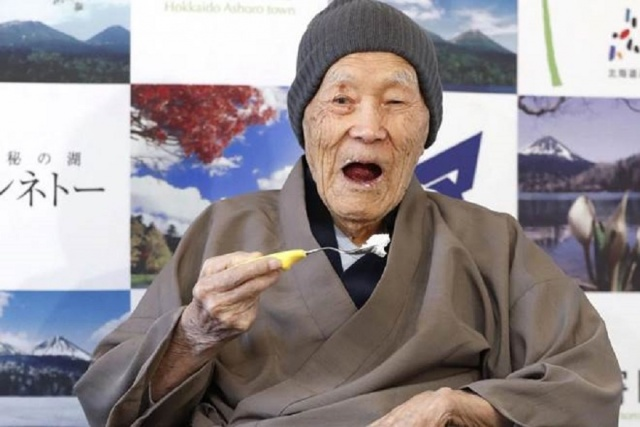 Bulgaria: Japanese Masazo Nonaka Confirmed as World's Oldest Living Man Aged 112