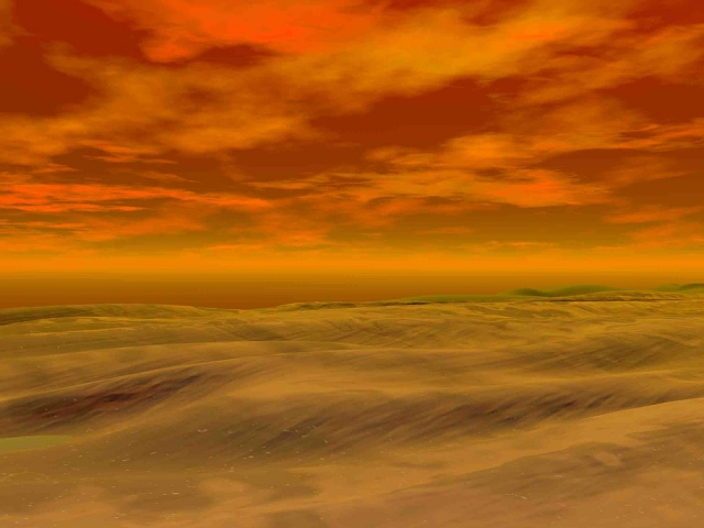 Bulgaria: Sahara Desert Dust Cloud Blankets Greece in Orange Haze (video)