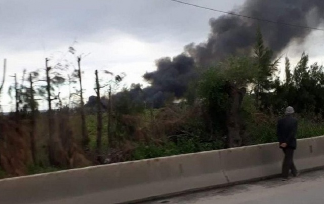 Bulgaria: Algerian Military Plane Crashed, over 100 Reported Casualties (Video)