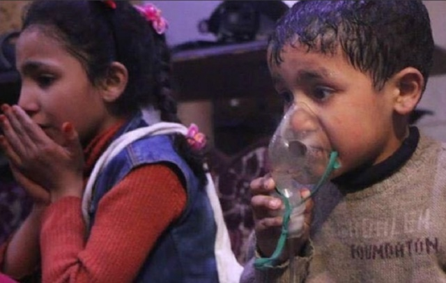 Bulgaria: Syria 'Chemical Attack': 500 People Affected