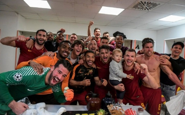 """Bulgaria: Roma """"Broke"""" Twitter after Eliminating Barcelona in the Champions League"""