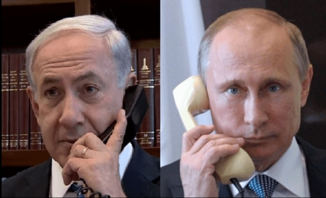 Putin Urges Netanyahu to Avoid Actions That Destabilize Syria's Sovereignty