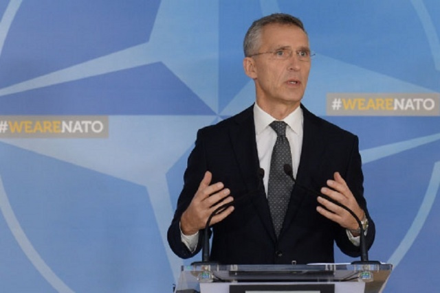 Bulgaria: Jens Stoltenberg: Tension in Aegean Should be Resolved Between Turkey, Greece