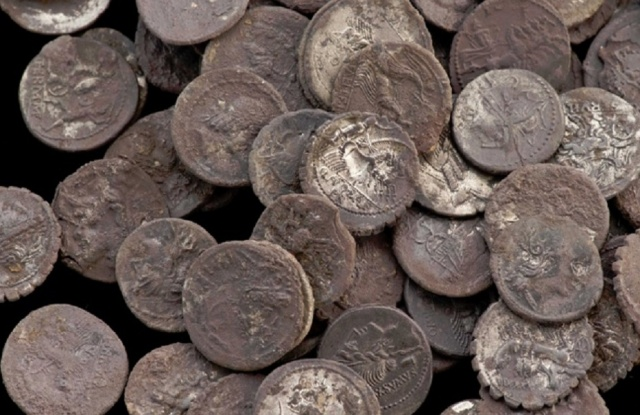 Boy, 13, helps find 1000 year old treasure in Germany