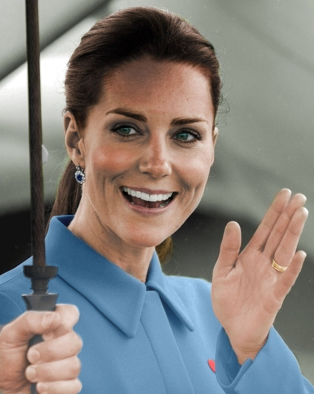 Bulgaria: Kate Middleton Gives Birth to 3rd Baby