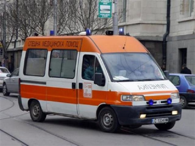 Bulgaria: Ambulance in Plovdiv was Stolen