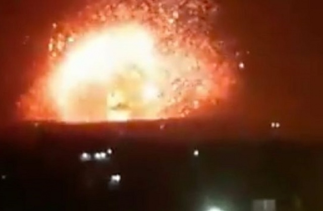 Bulgaria: Missile Attack in Syria Left 26 Dead