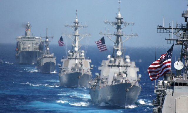 CNN: US Navy Re-establishes Second Fleet amid Russia