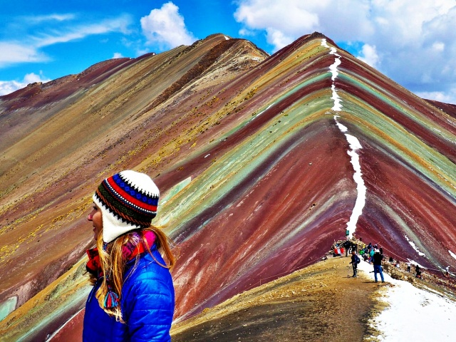 Bulgaria: The Incredible Rainbow Mountain May Disappear Forever Because of Tourists